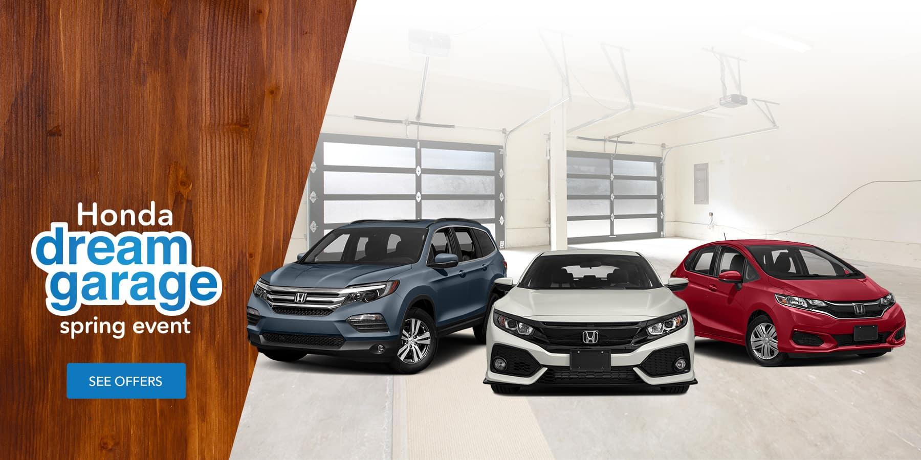 Jeffrey Honda Dream Garage Event