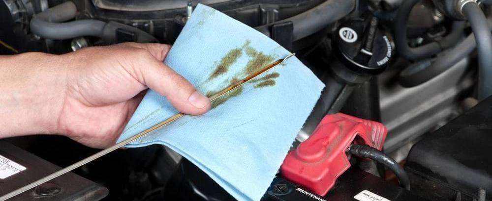 Oil Check