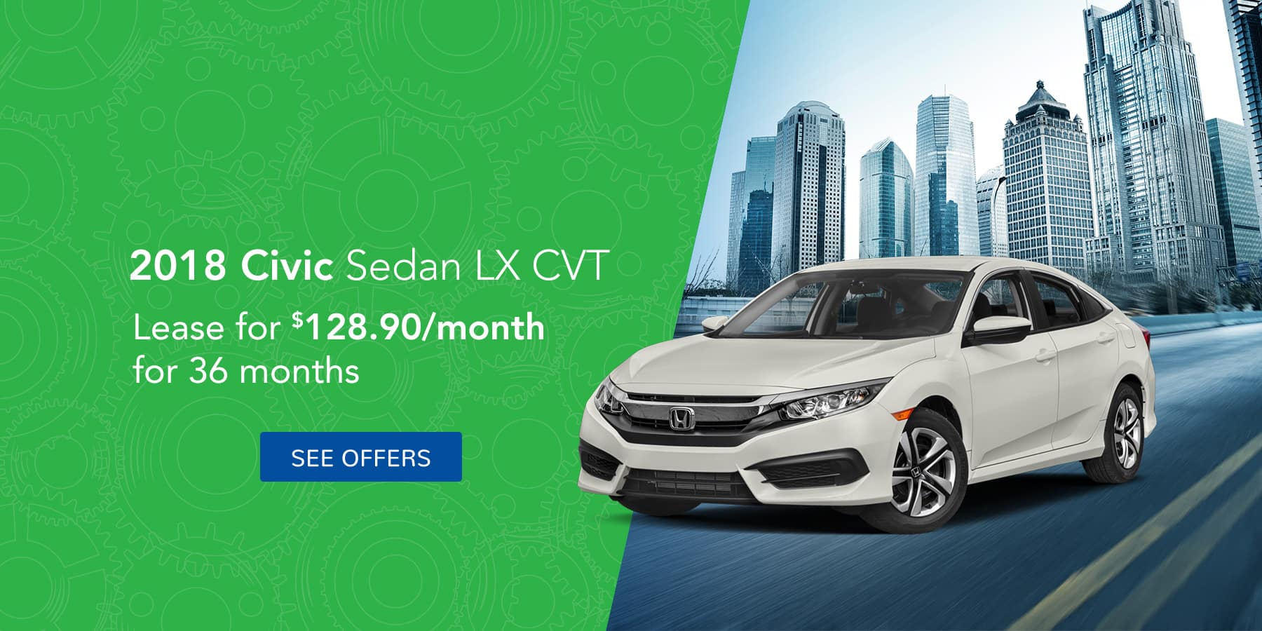 Civic Offer Homepage April