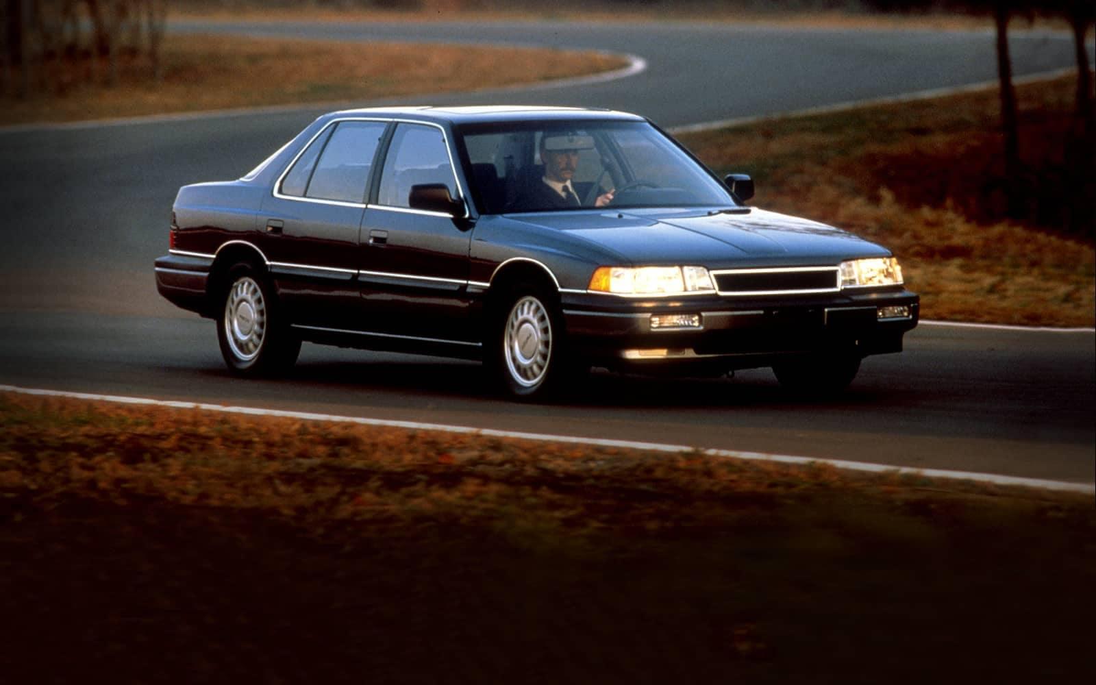 Honda History 1986