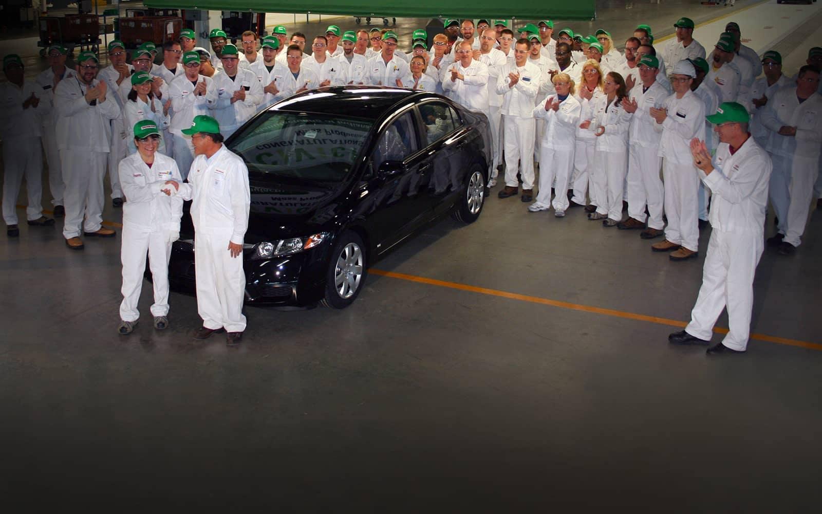 Honda History 2008