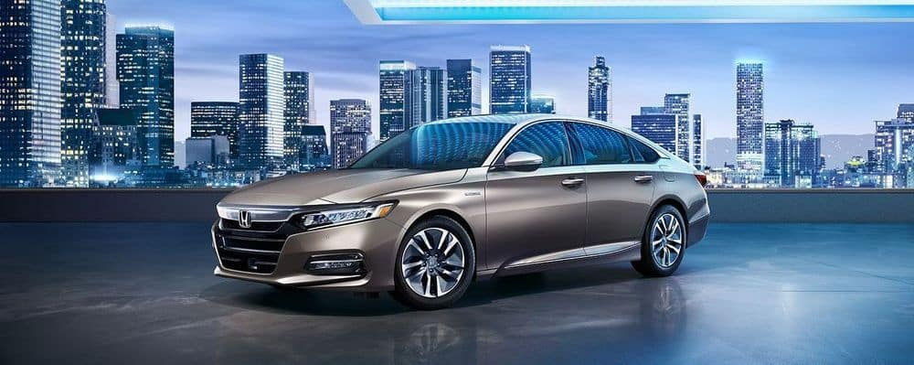 2018 Honda Accord Trim Levels