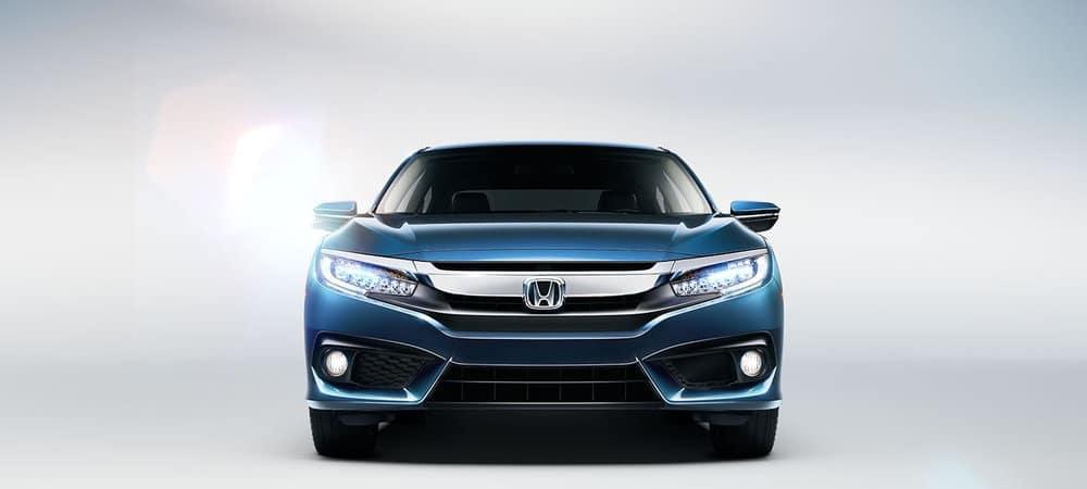 2018 Honda Civic Front View
