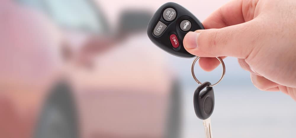 Car Keys and Remote