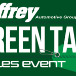 Jeffrey Auto Group Green Tag Sales Event