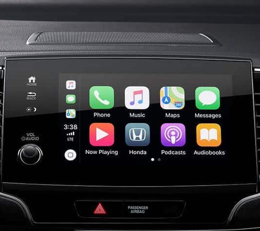 2019 Pilot Apple CarPlay