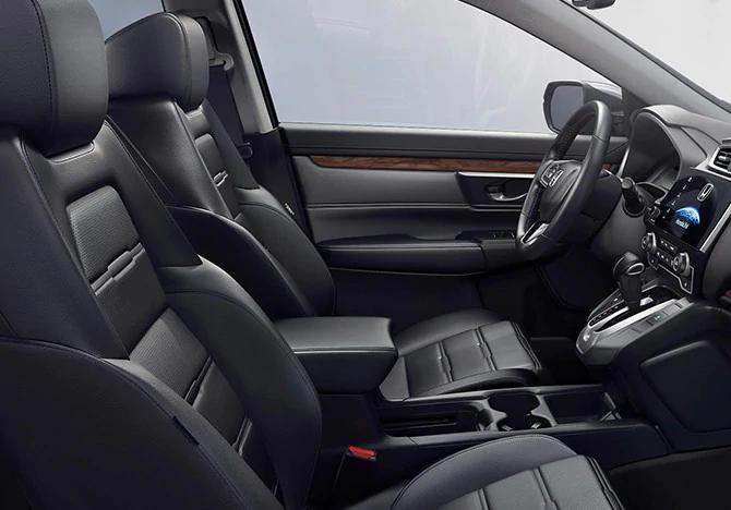 2019 Honda CR-V front seats