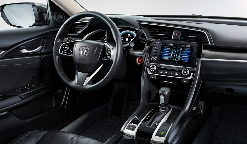 2020 Civic Sedan Dash