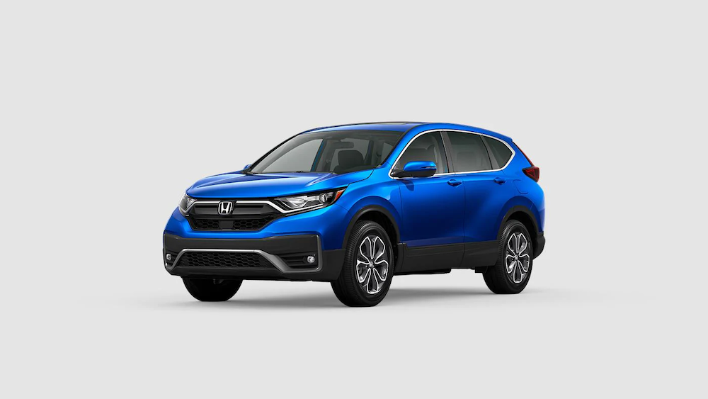 2020 CR-V in Aegean Blue Metallic