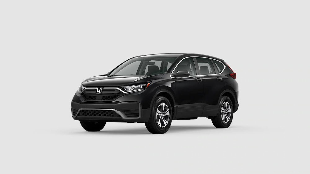 2020 CR-V in Crystal Black Pearl
