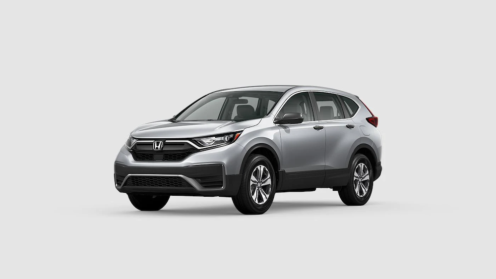 2020 CR-V in Lunar Silver Metallic