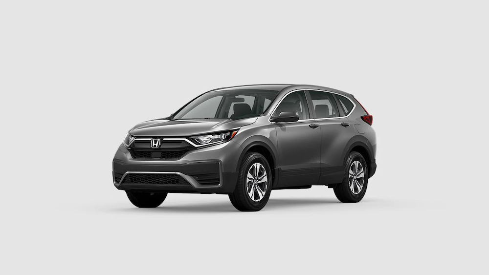 2020 CR-V in Modern Steel Metallic