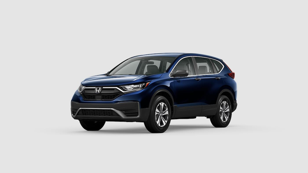 2020 CR-V in Obsidian Blue Pearl