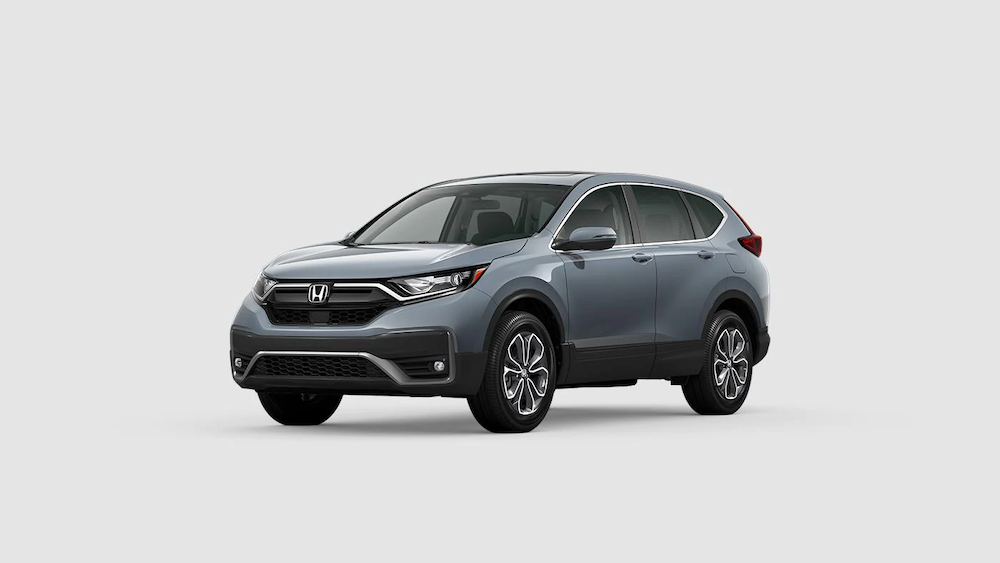 2020 CR-V in Sonic Gray Pearl