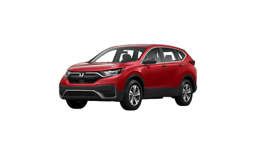2020 Honda CR-V comparison