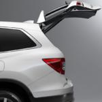 2020 Pilot tailgate