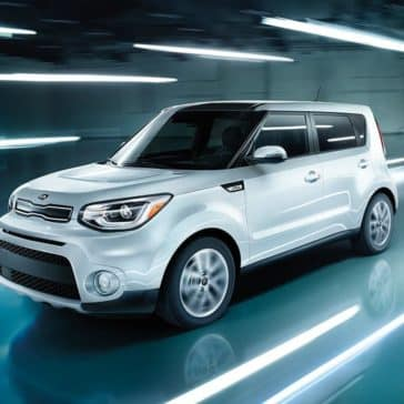 2018 Kia Soul with 2.0L engine