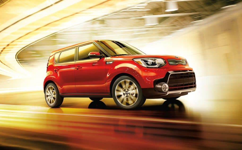 2018 Kia Soul Reliable