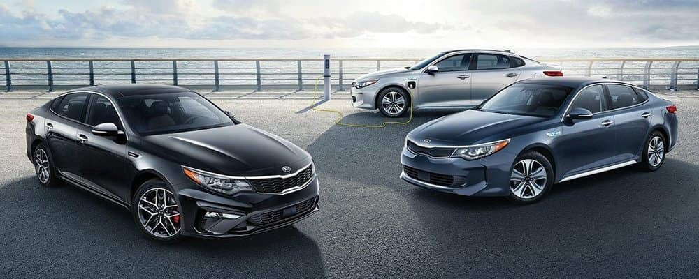 2019 Kia Optima Trim Levels
