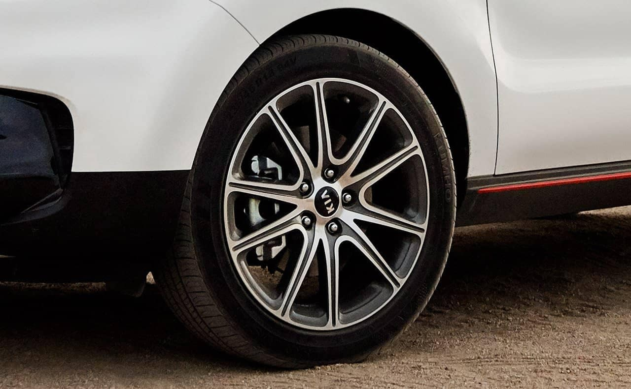 18 in wheels on 2019 Kia Soul