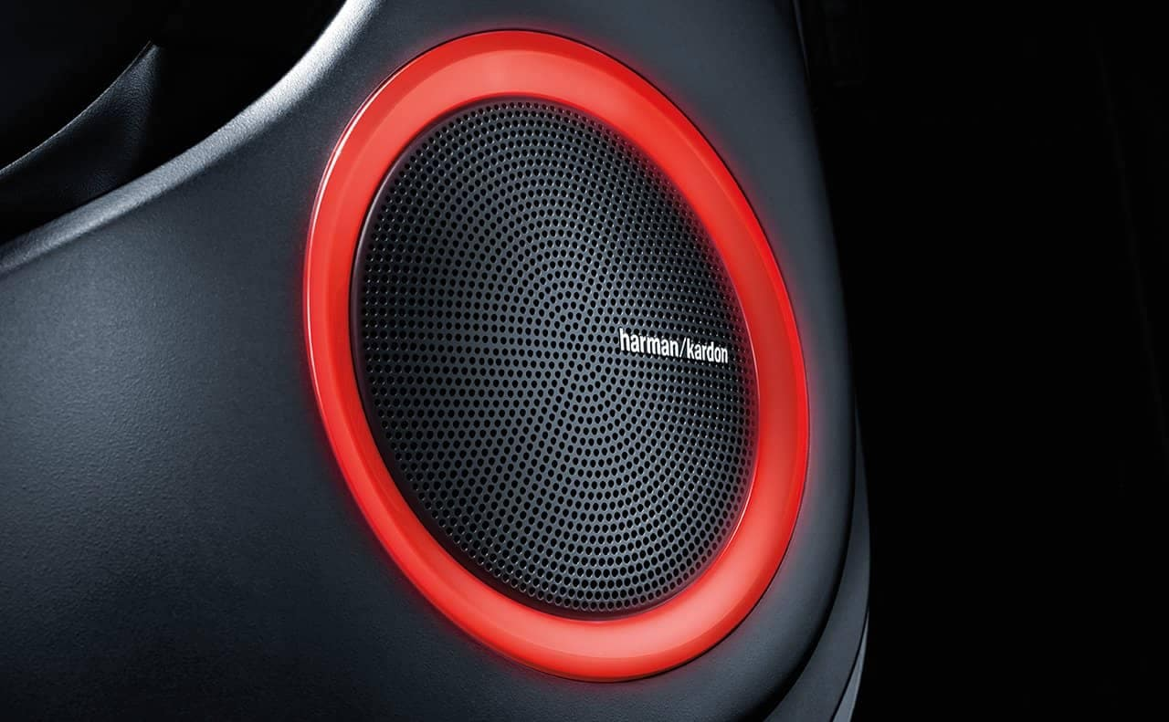 harmon/kardon audio speaker in 2019 Kia Soul