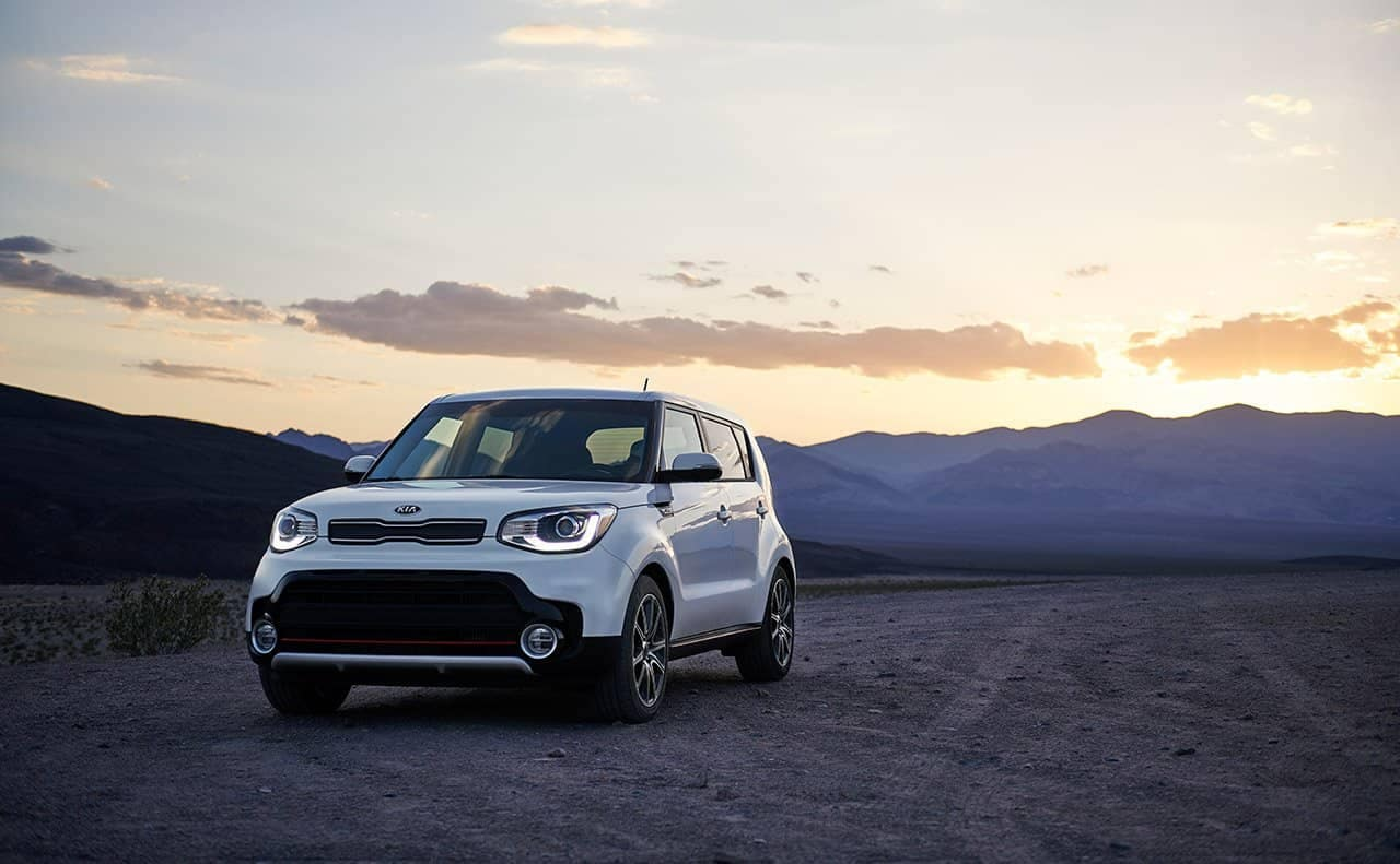 jewel type led headlights on 2019 Kia Soul