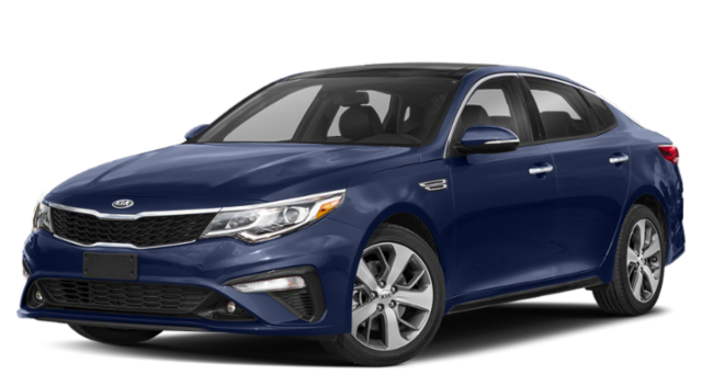 2019 Kia Optima Blue