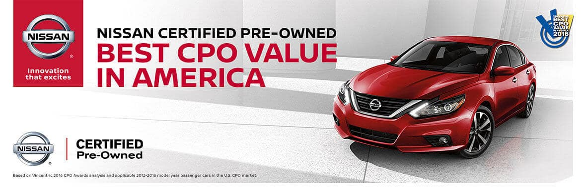 Certified Pre Owned Cars Near Me >> Where Can I Find Certified Used Cars Near Me Jeffrey Nissan