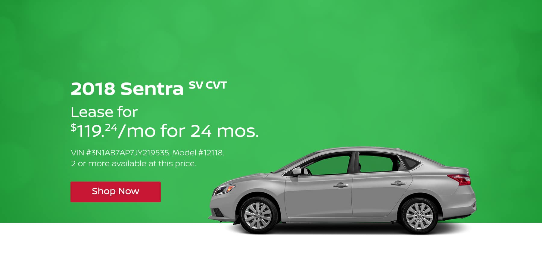 Sentra March Offer Jeffrey Nissan Homepage