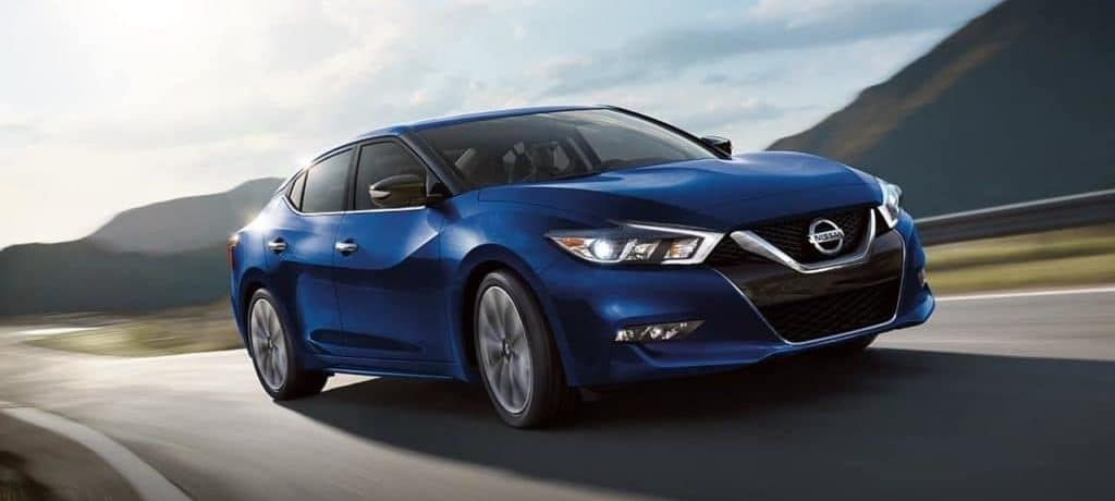 2018 Nissan Maxima Performance