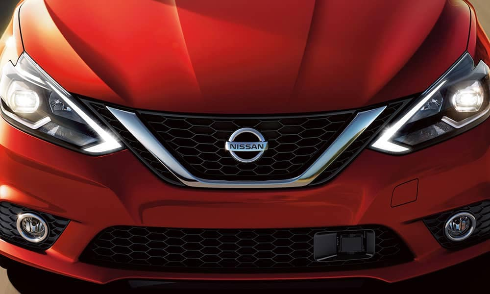 2019 Nissan Sentra Headlights