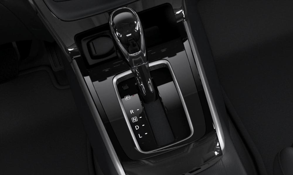 2019 Nissan Sentra gear stick