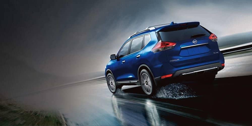 Nissan Rogue Vs Hyundai Santa Fe >> 2019 Nissan Rogue Vs 2019 Hyundai Santa Fe Suv Comparison