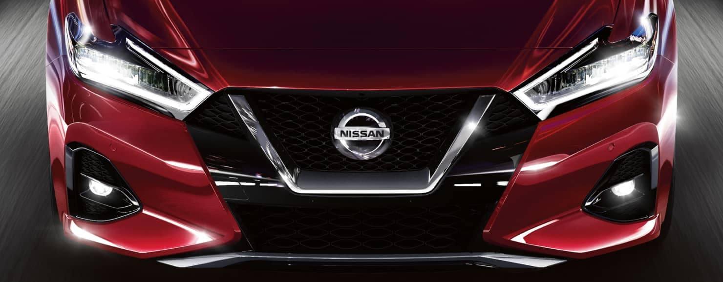 2019 Nissan Maxima grille
