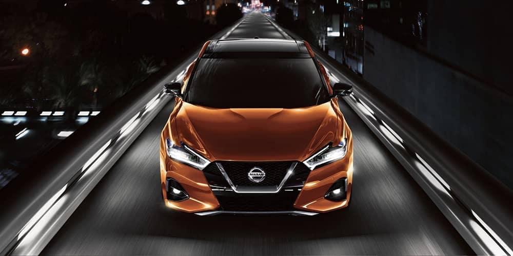2019 Nissan Maxima Grill
