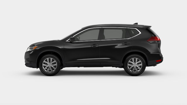 2019 Rogue Magnetic Black Pearl