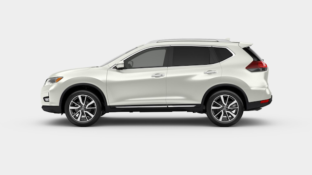 2019 Rogue Pearl White Tricoat