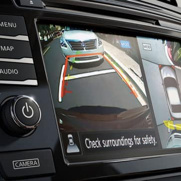 2020 Nissan Maxima Camera