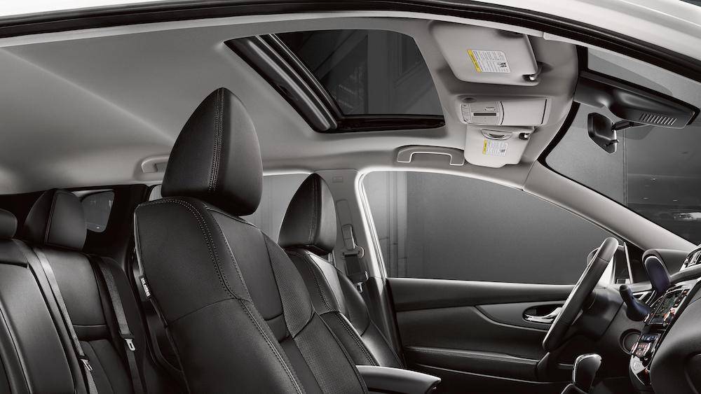 2020 Rogue Sport interior