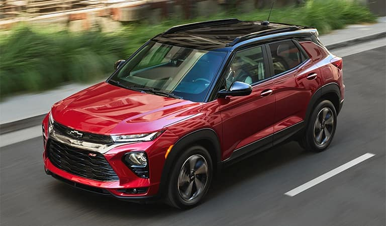 New 2021 Chevrolet Trailblazer Casa Grande AZ