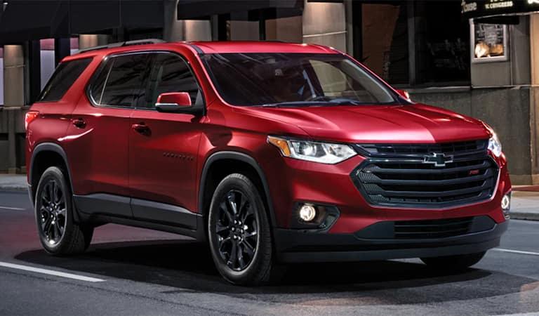 New 2021 Chevrolet Traverse Casa Grande AZ