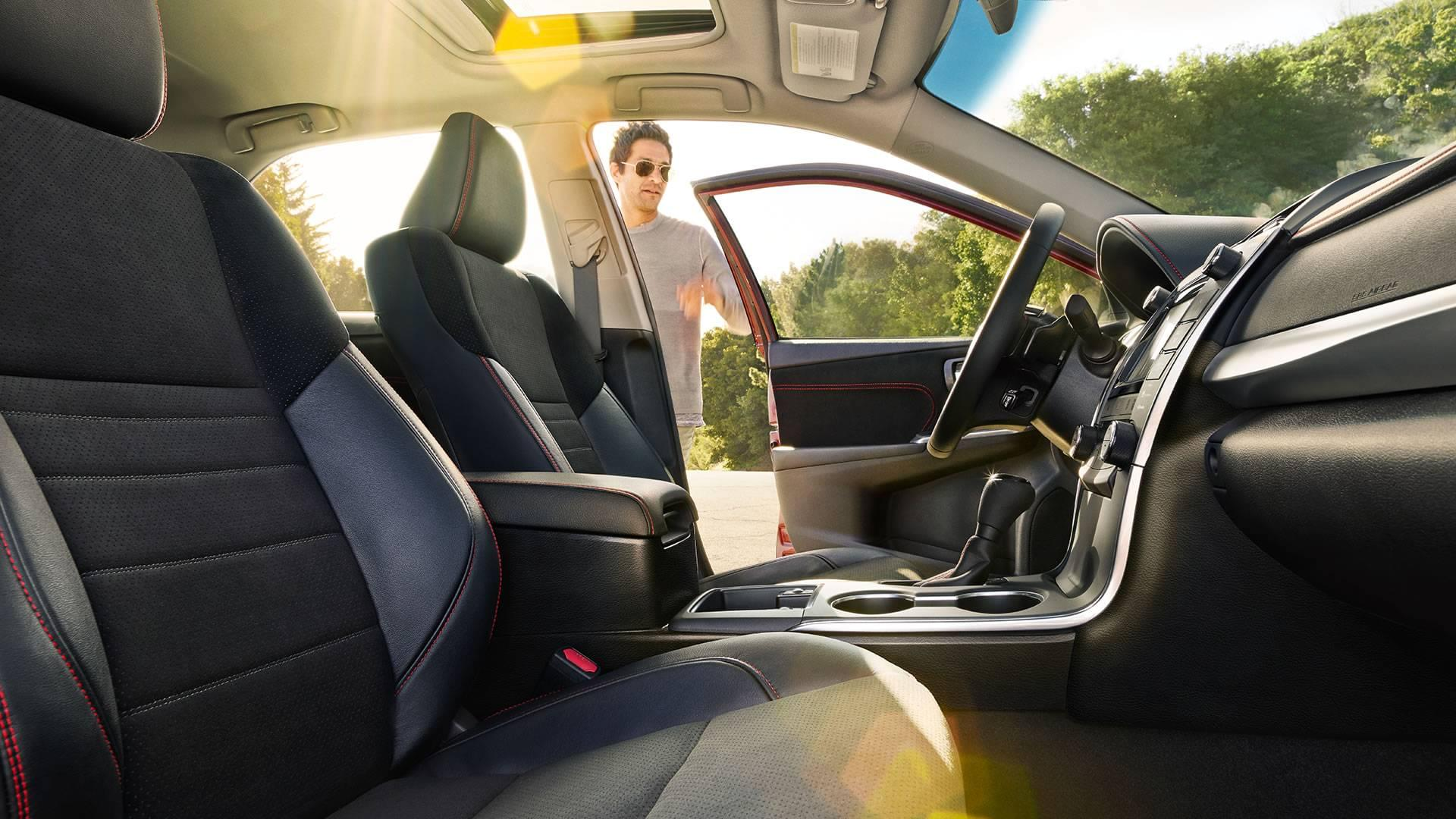 Camry Safety Feature