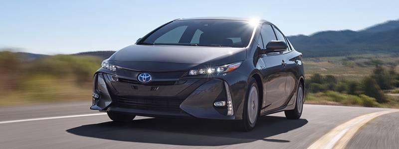 Exterior Features 2017 Prius Prime