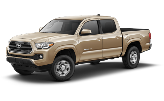 New 2017 Toyota Tacoma 2WD