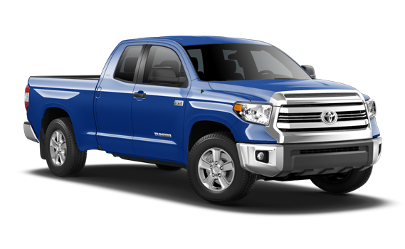 New 2018 Toyota Tundra 2WD SR5 Double Cab