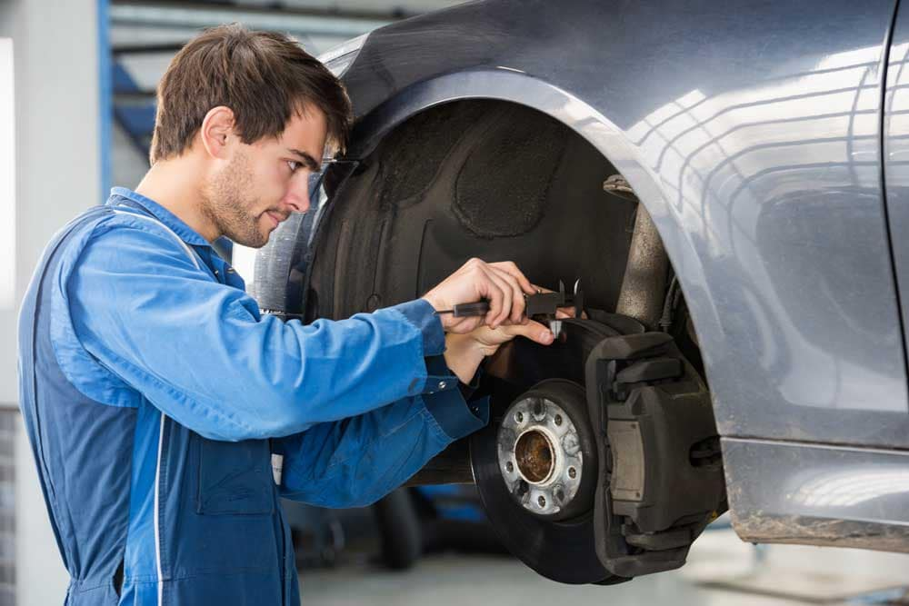 Why Are My Brakes Making Squeaky or Grinding Noises? - Kendall Toyota