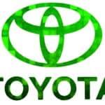 Green Toyota Logo