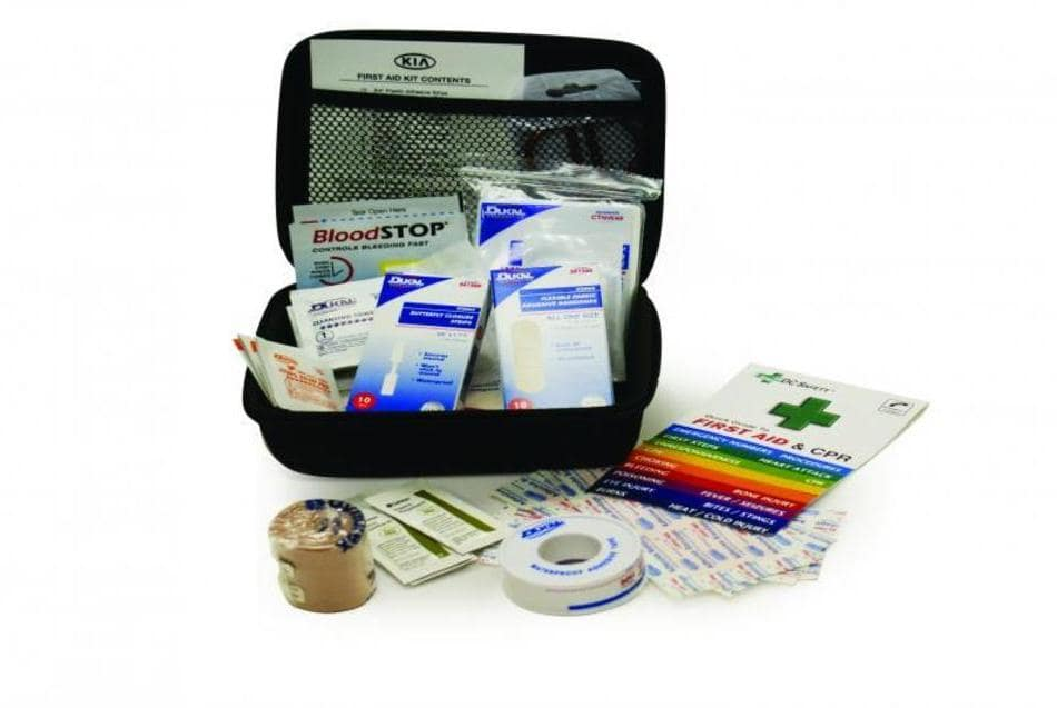 Kia Accessories First Aid
