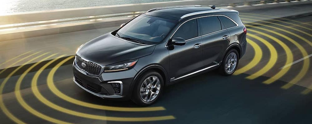 2019 Kia Sorento with Kia Drive Wise