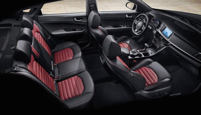 2019 Kia Optima Interior Features